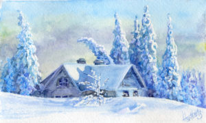 winter_landscape_23__watercolour__by_alartstudio-d6xj335